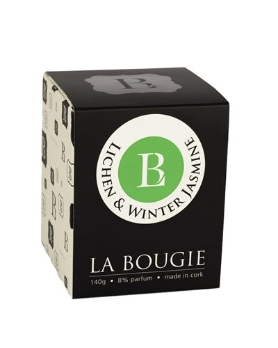 La Bougie Lichen Winter Jasmine Candle 20cl
