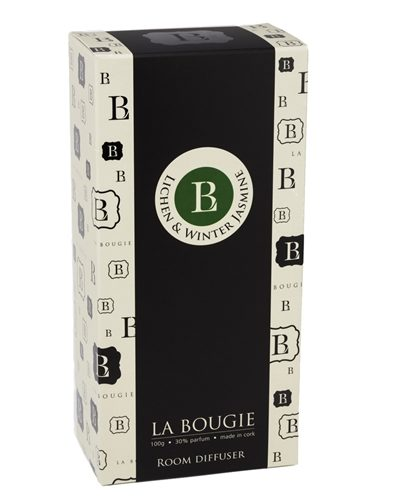 La Bougie Lichen Winter Jasmine Room Diffuser
