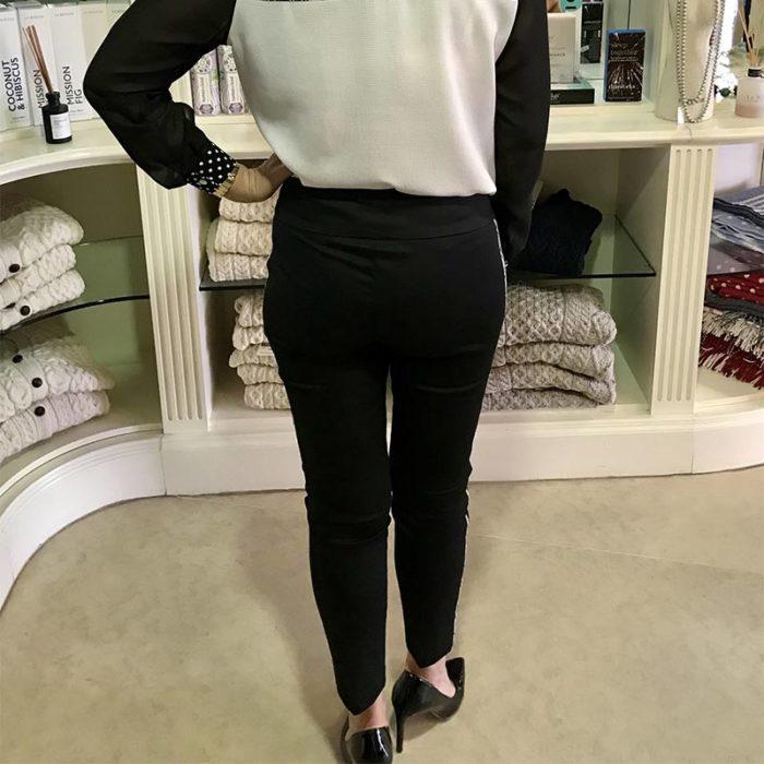 Black Snake Trousers