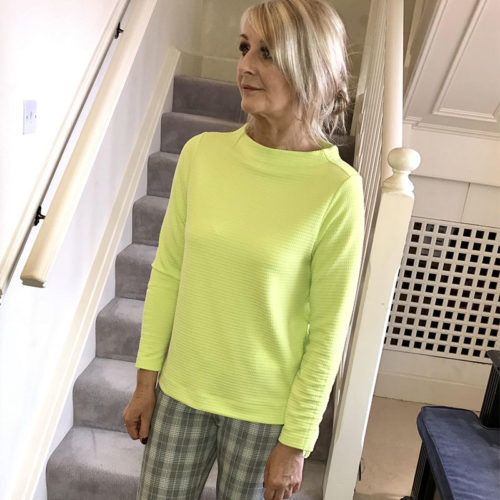 Kylin Lime jumper
