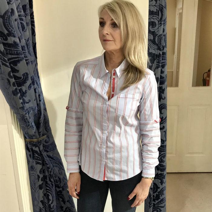 doena-stripe-shirt