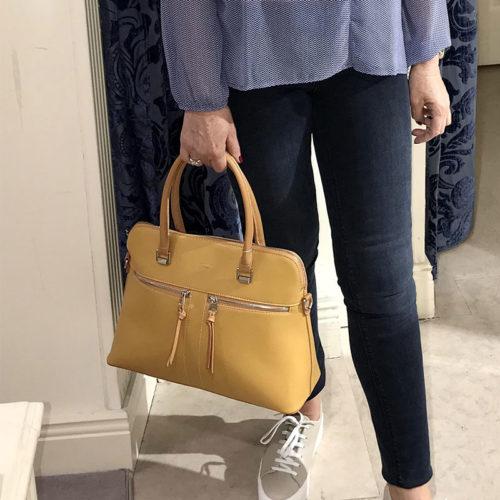 mustard-bag